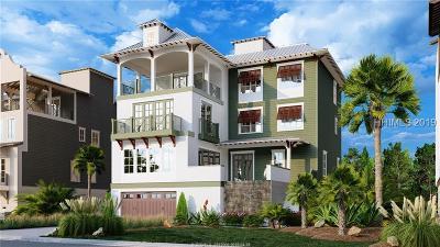 Hilton Head Island Residential Lots & Land For Sale: 13 Bradley Circle