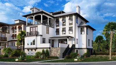 Hilton Head Island Residential Lots & Land For Sale: 21 Bradley Circle