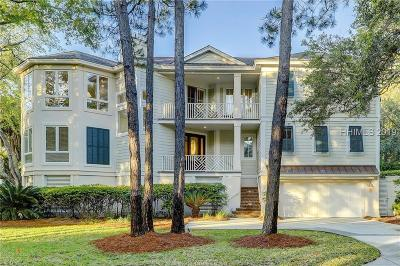 Beaufort County Single Family Home For Sale: 4 Highrigger