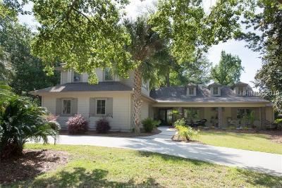 Hilton Head Island Single Family Home For Sale: 82 Barony Lane
