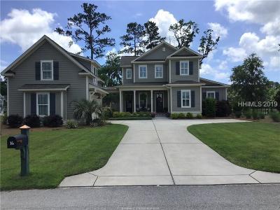 Single Family Home For Sale: 16 Daffodil Farm Way