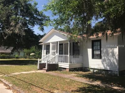 Jasper County Single Family Home For Sale: 977 N Green Street