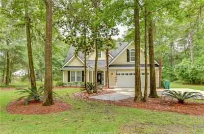 Jasper County Single Family Home For Sale: 143 Ward Court