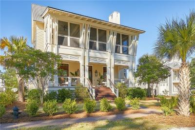 Palmetto Bluff Single Family Home For Sale: 470 Corley Street