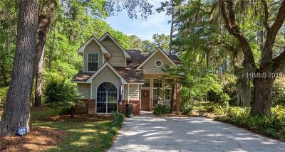 Beaufort Single Family Home For Sale: 24 Francis Marion Circle