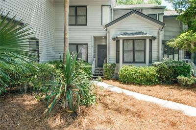 Hilton Head Island Condo/Townhouse For Sale: 19 Lemoyne Avenue #74