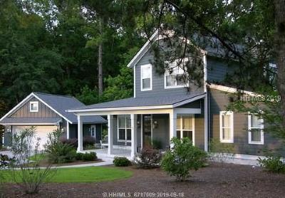 Beaufort County Single Family Home For Sale: 91 Daffodil Farm Road