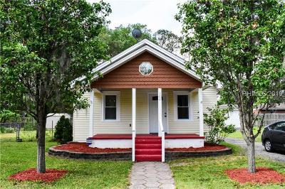 Jasper County Single Family Home For Sale: 104 Boyd Street