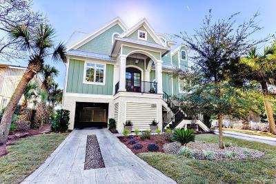 Hilton Head Island Single Family Home For Sale: 15 Dune Lane