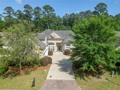Beaufort County Single Family Home For Sale: 56 Crossings Blvd