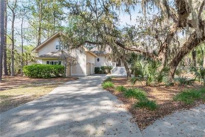 Beaufort County Single Family Home For Sale: 115 Winding Oak Drive