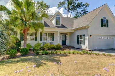 Beaufort County Single Family Home For Sale: 10 Tucker Ridge Court