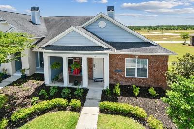 Jasper County Single Family Home For Sale: 161 Garden Row N