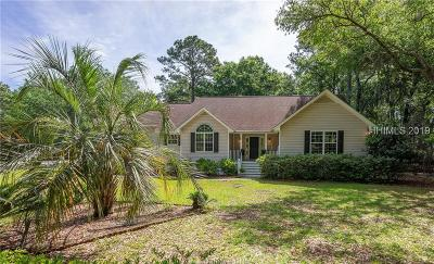 Beaufort Single Family Home For Sale: 38 Walling Grove Road