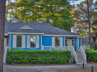 Daufuskie Island Condo/Townhouse For Sale: 135 Ave Of Oaks #426