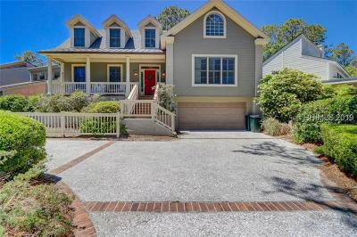Beaufort County Single Family Home For Sale: 20 Windjammer Court