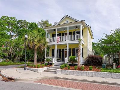 Beaufort Single Family Home For Sale: 1611 Prince Street