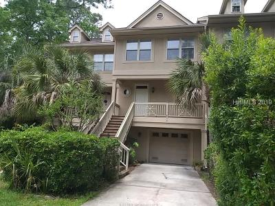 Hilton Head Island Single Family Home For Sale: 8 Quartermaster Lane