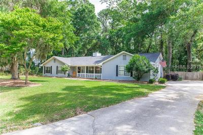 Beaufort Single Family Home For Sale: 21 Chesterfield Drive
