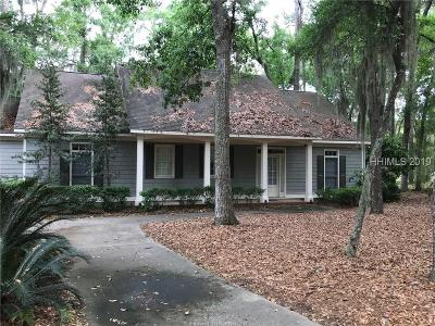 Daufuskie Island Single Family Home For Sale: 12 Volunteers Ridge