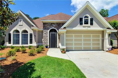 Hampton Lake Single Family Home For Sale: 47 Sweet Marsh Ct