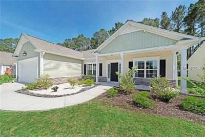 Bluffton Single Family Home For Sale: 11 Trail Ridge Retreat