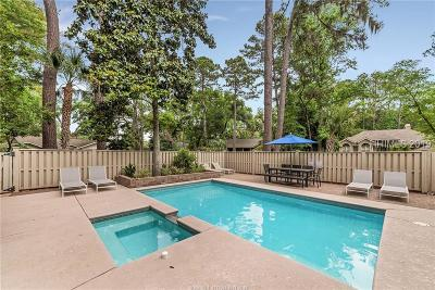Hilton Head Island SC Single Family Home For Sale: $824,900
