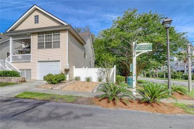 Hilton Head Island Single Family Home For Sale: 2 Mulberry Court