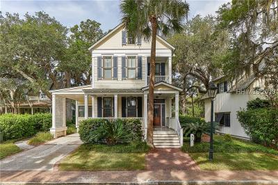 Palmetto Bluff Single Family Home For Sale: 4 Parkman Street