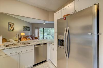 Hilton Head Island Condo/Townhouse For Sale: 19 Lemoyne Avenue #57