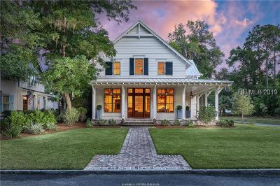 Palmetto Bluff Single Family Home For Sale: 15 Refuge Street