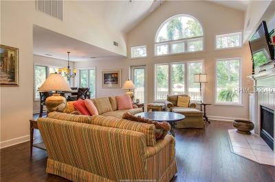 Hilton Head Island Condo/Townhouse For Sale: 72 Ocean Lane #7656