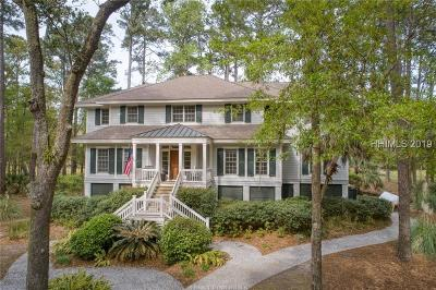 Daufuskie Island SC Single Family Home For Sale: $625,000