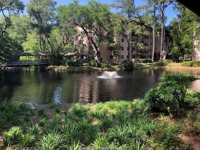 Hilton Head Island Condo/Townhouse For Sale: 300 Woodhaven Drive #3110