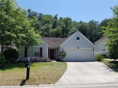 Bluffton Single Family Home For Sale: 318 Cold Creek Pass