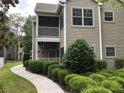 Hilton Head Island Condo/Townhouse For Sale: 49 Summerfield Court 314 #314