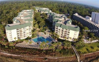 Hilton Head Island Condo/Townhouse For Sale: 1 Ocean Lane #1109