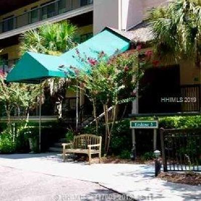 Hilton Head Island Condo/Townhouse For Sale: 300 Woodhaven Drive #5103