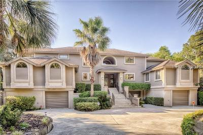 Hilton Head Island Single Family Home For Sale: 20 Sea Oak Lane