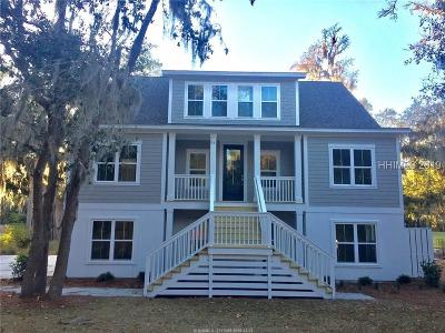 Single Family Home For Sale: 15 Reston Place