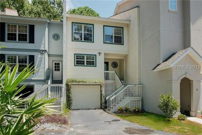 Hilton Head Island Single Family Home For Sale: 10 Jib Sail Court