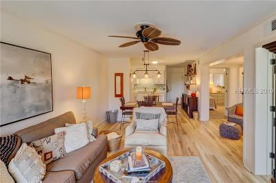 Hilton Head Island Condo/Townhouse For Sale: 40 Folly Field Road #C14