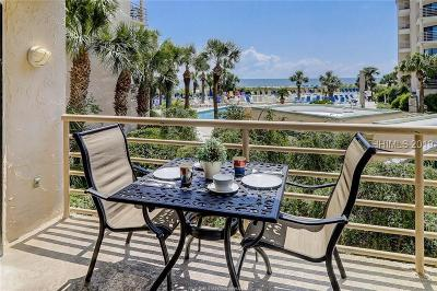 Hilton Head Island Condo/Townhouse For Sale: 1 Ocean Lane #1102