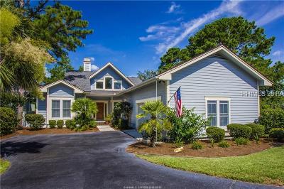 Saint Helena Island Single Family Home For Sale: 756 N Reeve Road