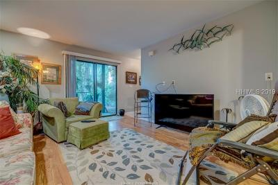 Hilton Head Island Condo/Townhouse For Sale: 141 Lamotte Drive #G3