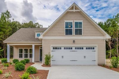 Hardeeville Single Family Home For Sale: 579 Osprey Lake Circle