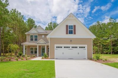 Hardeeville Single Family Home For Sale: 501 Osprey Lake Circle