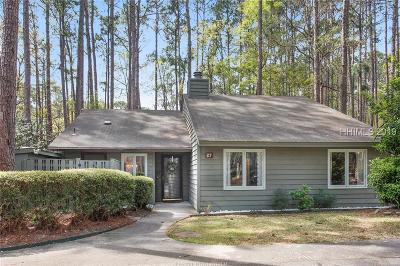 Hilton Head Island Single Family Home For Sale: 27 Fernwood Court