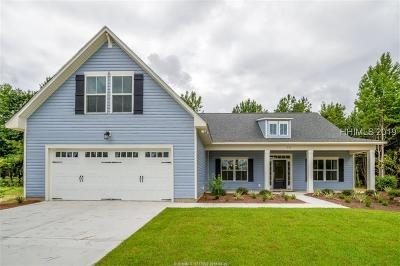 Hardeeville Single Family Home For Sale: 393 Osprey Lake Circle