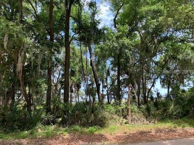 Daufuskie Island Residential Lots & Land For Sale: 18 Carvin Road